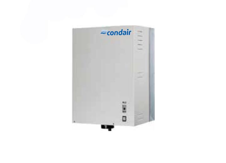 Humidificador por vapor y de capacidad reducida Condair CP3 Mini