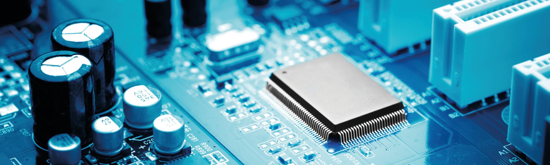 Kylning tar bort torr och varm luft i elektronikproduktioner