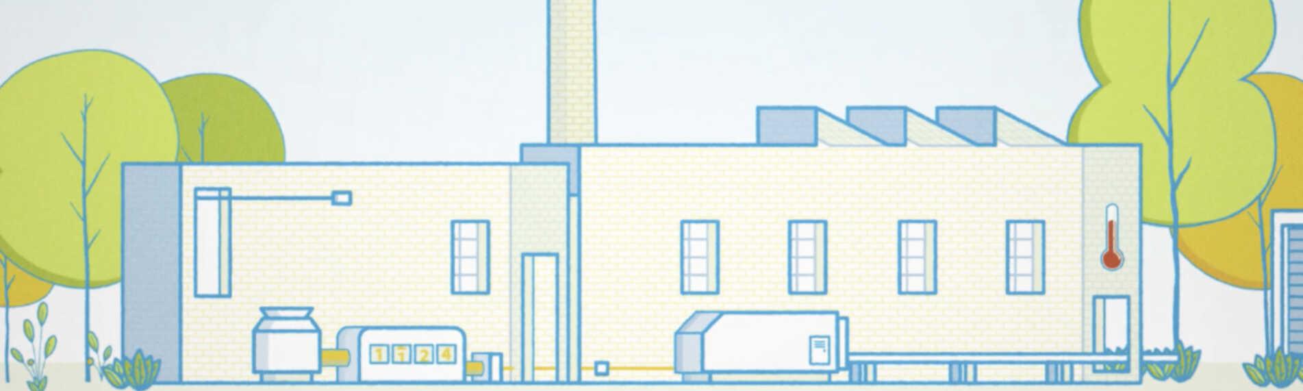 Evaporativ køling giver energibesparelser