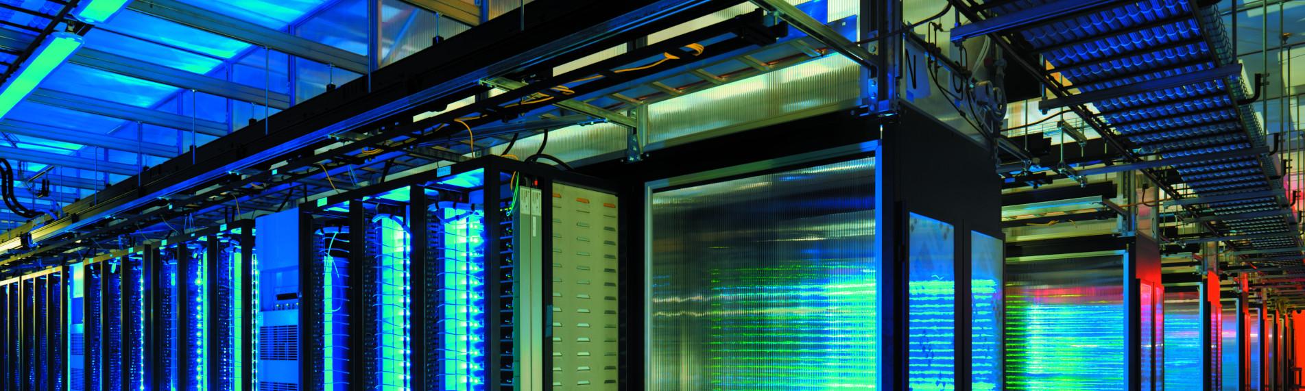 Energieffektiv køling til Facebooks datacenter i Sverige