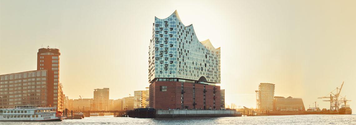 Optimale Luftfeuchte für den Großen Konzertsaal der Elbphilharmonie Hamburg