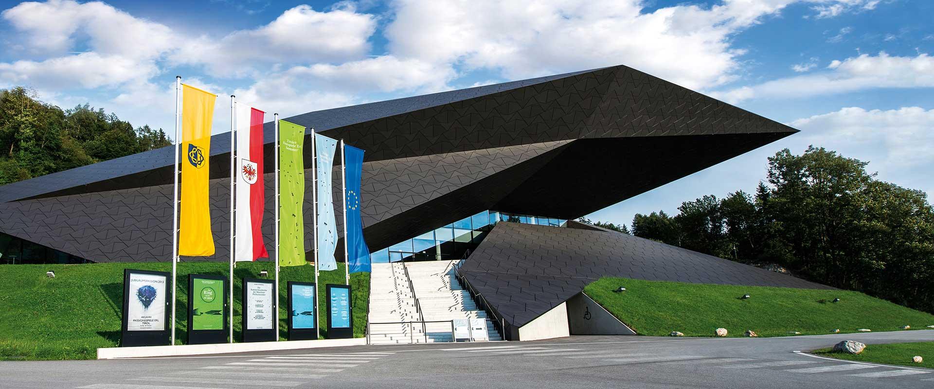 Festspielhaus in Erl