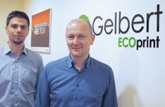 Gellér Róbert (jobb) és Szamosi Dénes