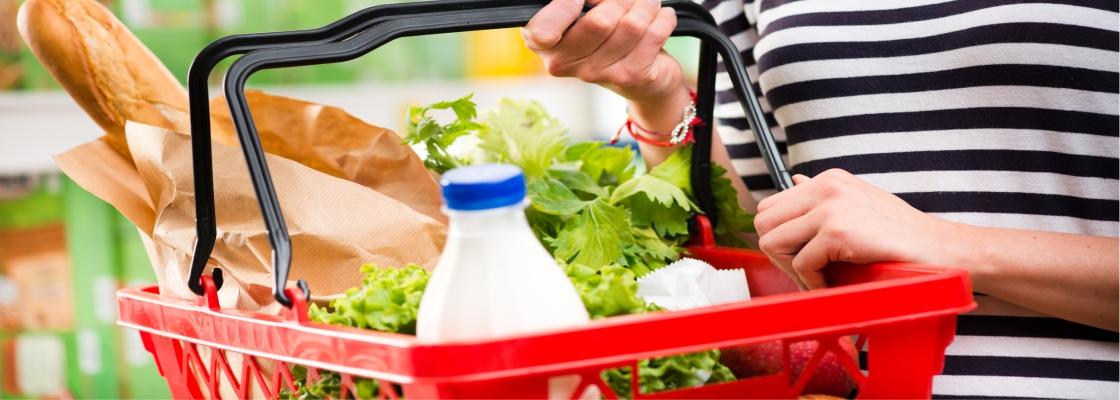 Luchtbevochtiging voor supermarkten