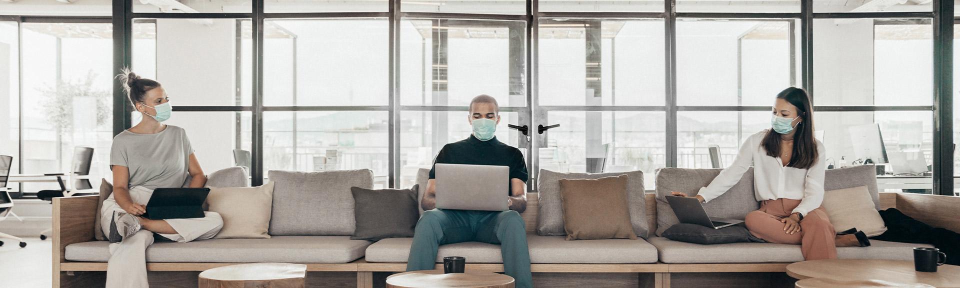 Covid-19-pandemie verandert de ventilatie-industrie