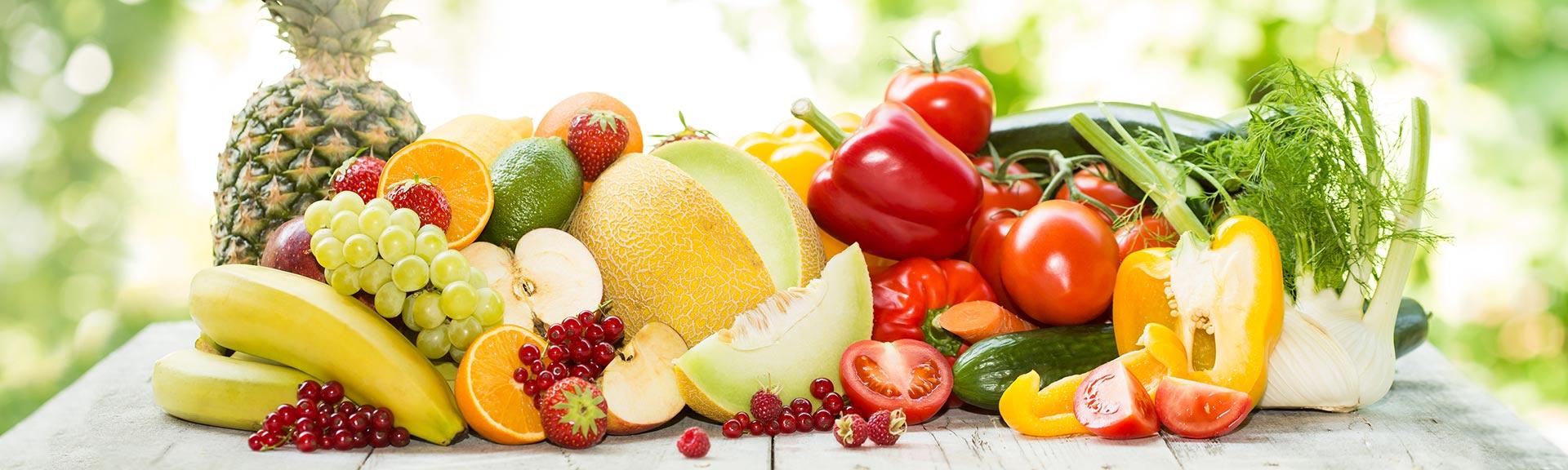 Lösungen für die Lagerung von Lebensmitteln