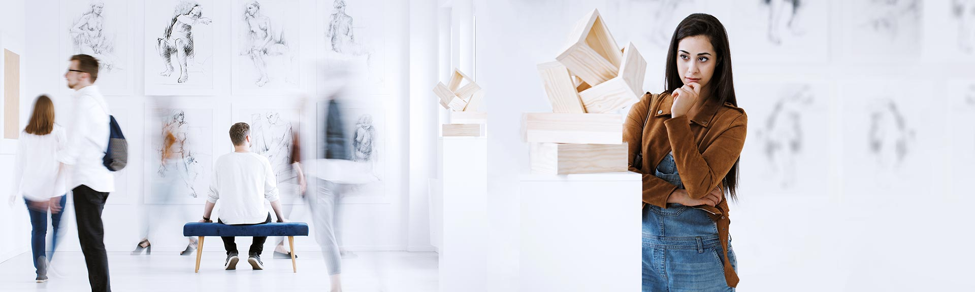 Muzea a umělecké galerie