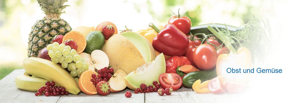 Luftbefeuchtung für Lagerung von Obst und Gemüse