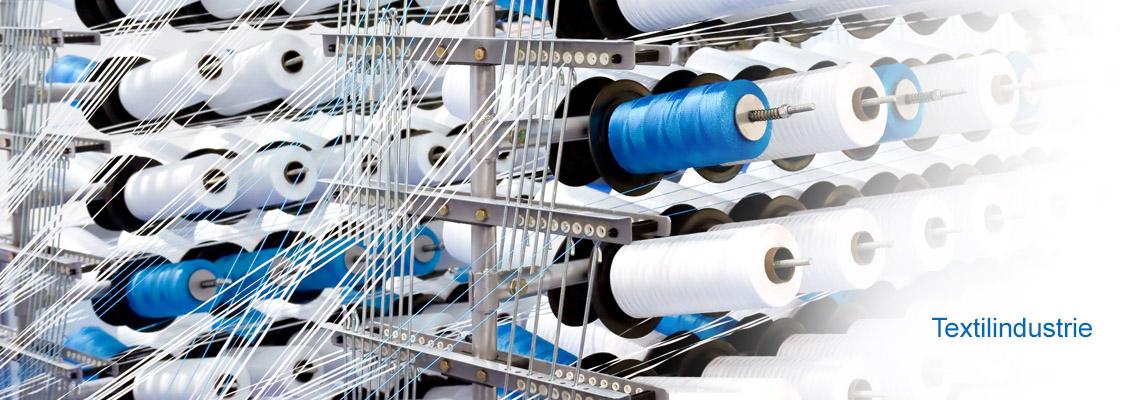 Condair - Luftbefeuchtung für Textilindustrie
