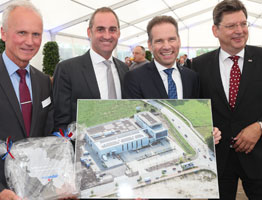 State-of-the-art 13,000m² building centralises Condair's European manufacturing operations