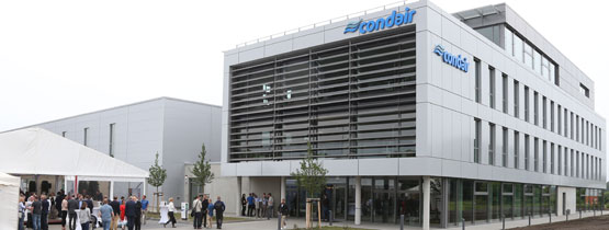 New Condair manufacturing facility