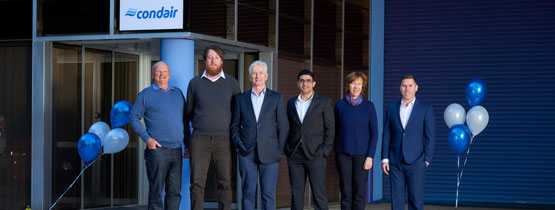 The Condair Pty Ltd team