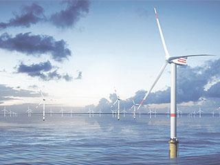 Luftentfeuchter in Offshore-Windenergieanlagen