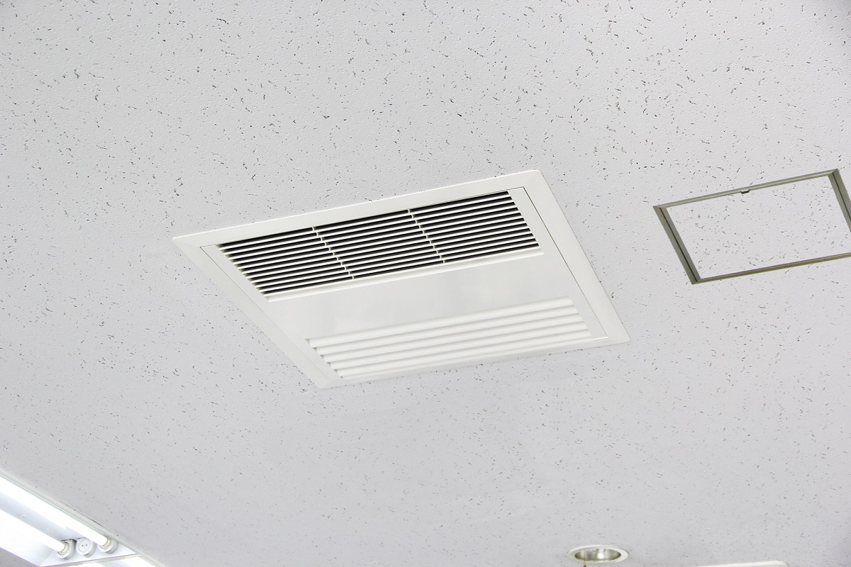 TE Series Humidifier in Ceiling
