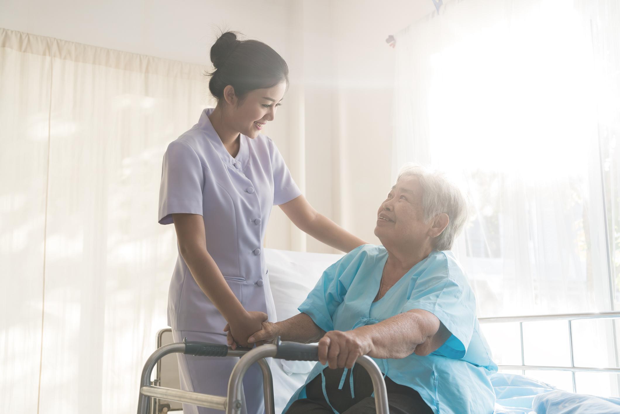 Virus prevention for nursing homes