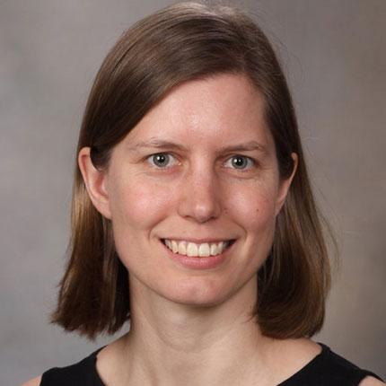 Portrait of Jennifer M. Reiman, PhD, Mayo Clinic