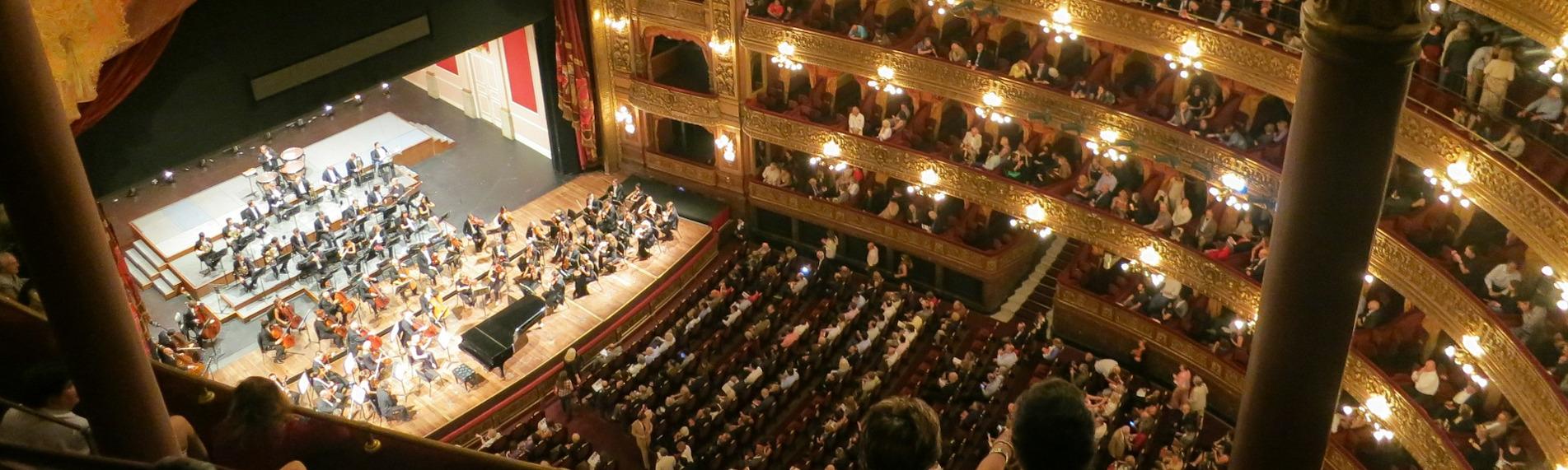 Koncertsale og musikhuse har behov for korrekt luftbefugtning