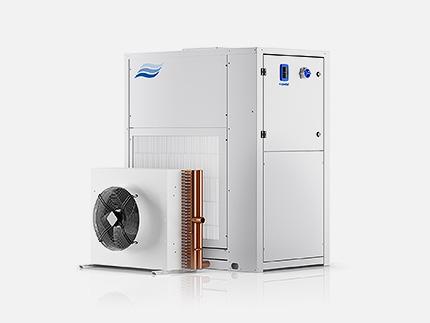 Luftentfeuchtung und Trocknung