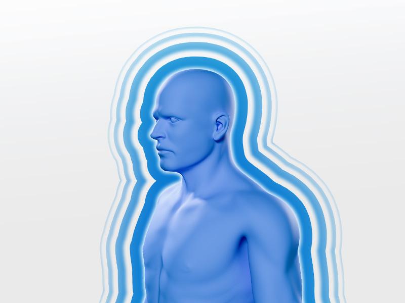 Nízká vlhkost vzduchu snižuje Bariérová funkce těla