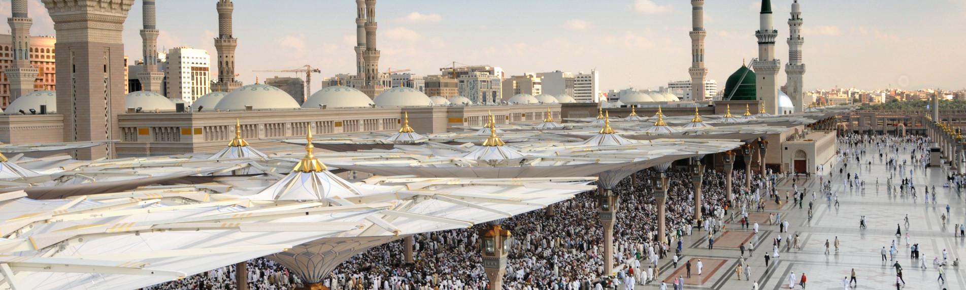Verdens største udendørs aircondition-anlæg i Saudi-Arabien