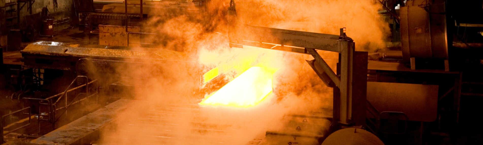 Luftbefuktning och evaporativ kylning i gjuteri och metallproduktioner