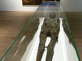 "The special exhibition ""Mummies — The Dream of Eternal Life"" included more than 100 exhibits."