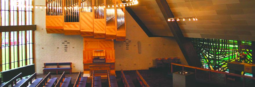 Befugtning og korrekt luftfugtighed sikrer orgler og inventar i kirker