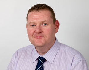 Dave Bull, Business Development Manager for Condair