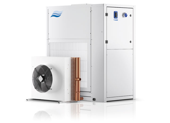 Condair DC-N dehumidifier with cooling