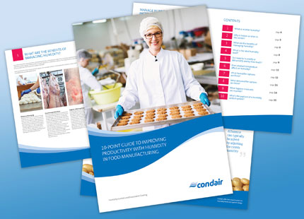 10-point guide to improving productivity in food manufacturing