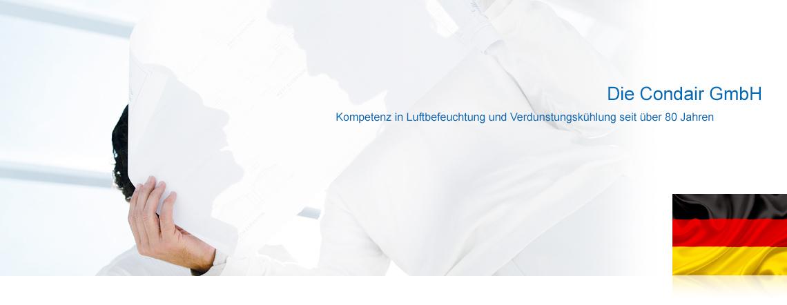Die Condair GmbH in Deutschland