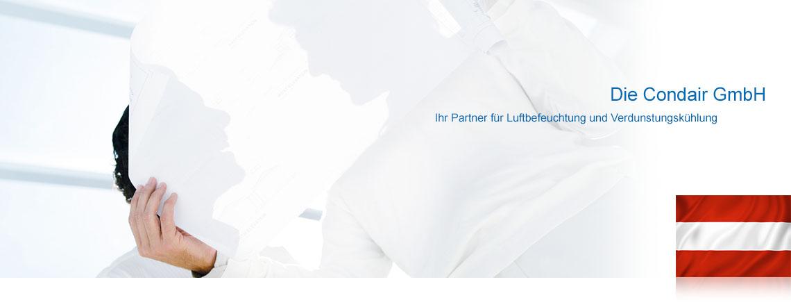 Die Condair GmbH in Österreich