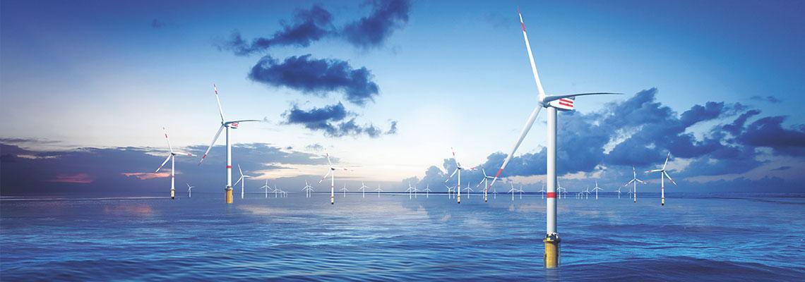 Windkraftanlage mit Luftentfeuchter