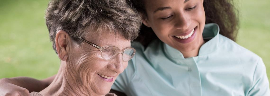 Bevochtiging voor verzorgings- en bejaardenhuizen