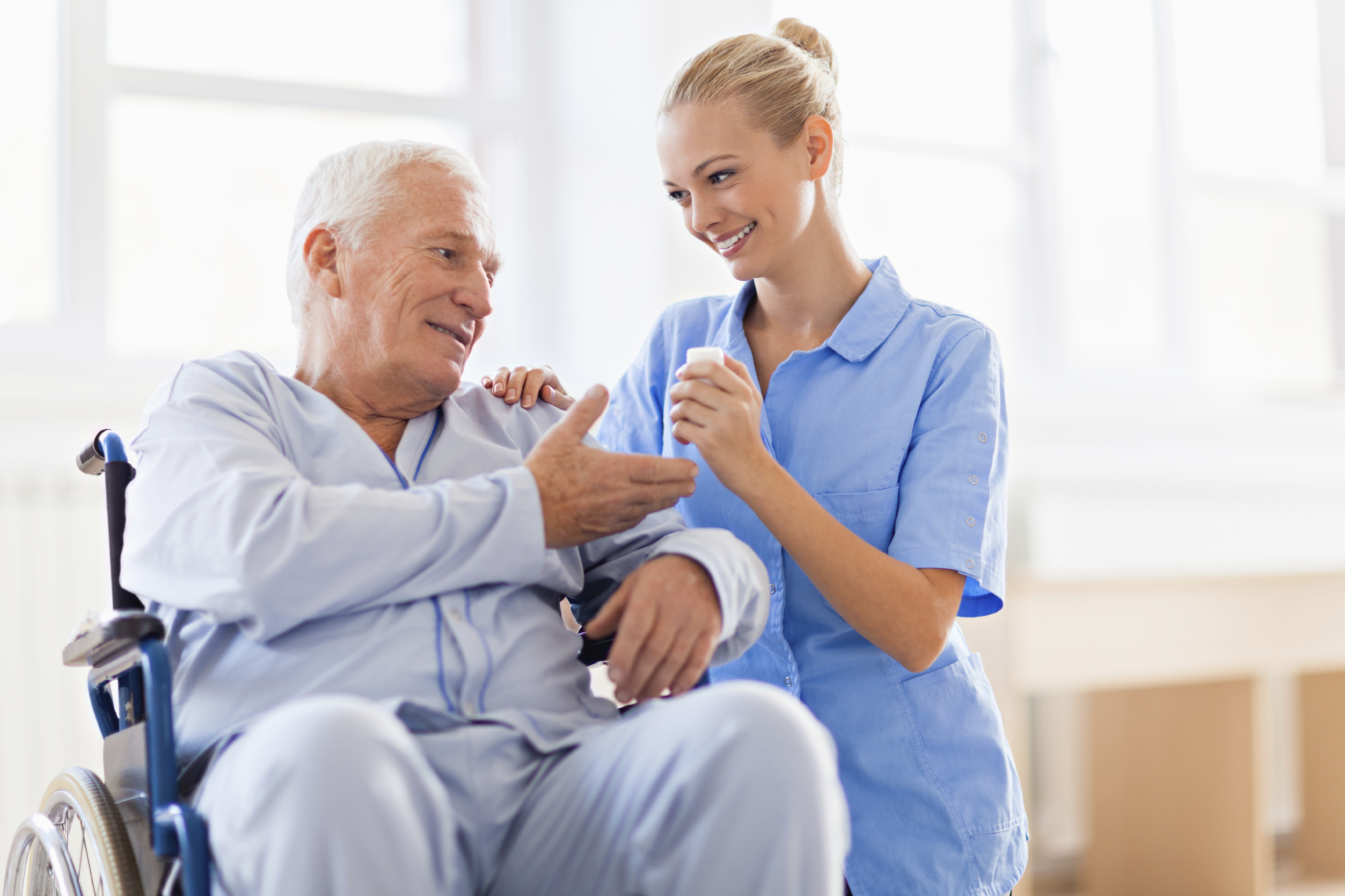 Humidity control for retirement homes