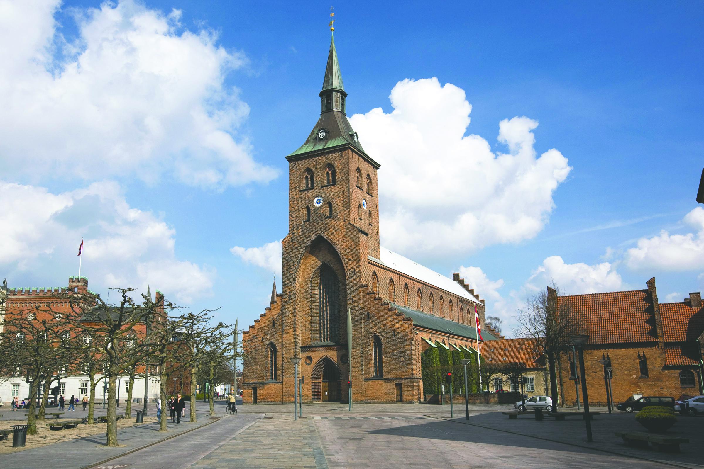 Affugtning og fugtkontrol til Odense Domkirke