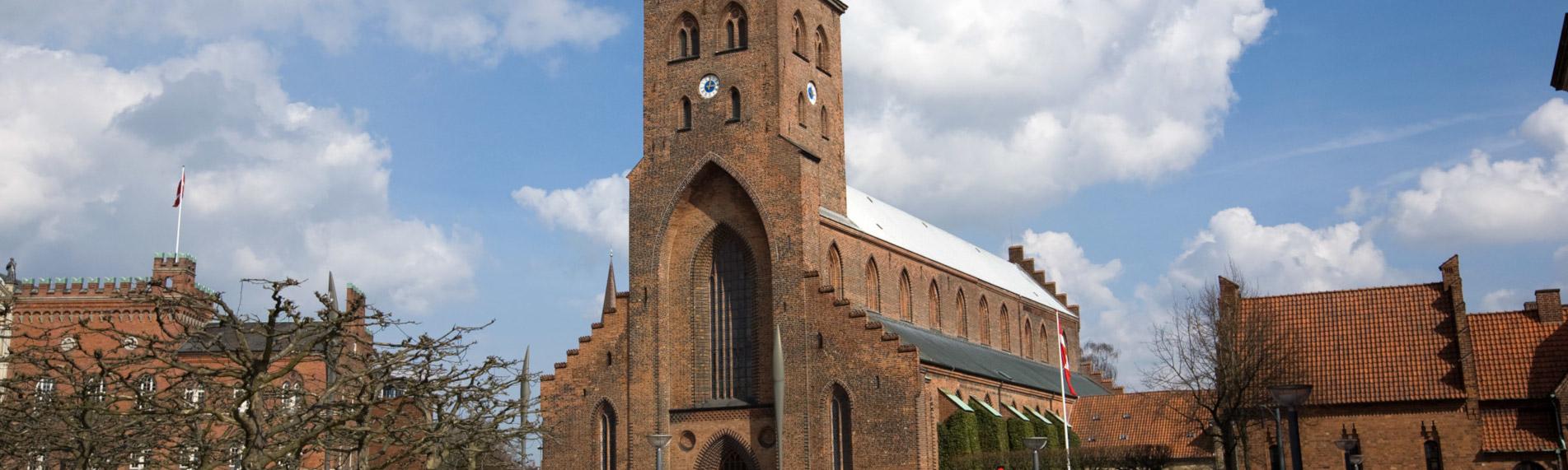 Odense domkyrka har stor nytta av korrekt och kontrollerbar vätning