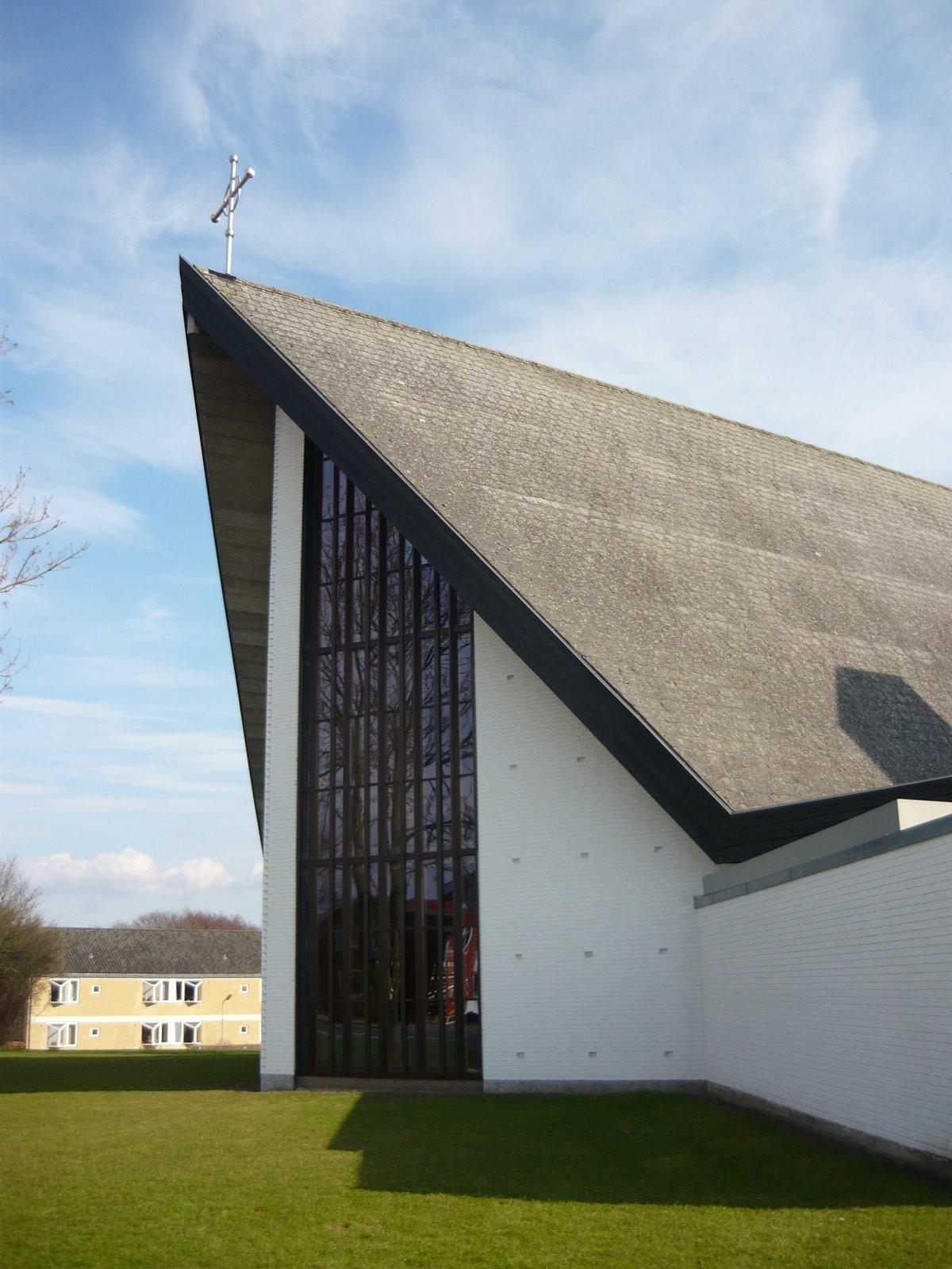 Korrekt luftfugtighed til Munkebjerg kirke
