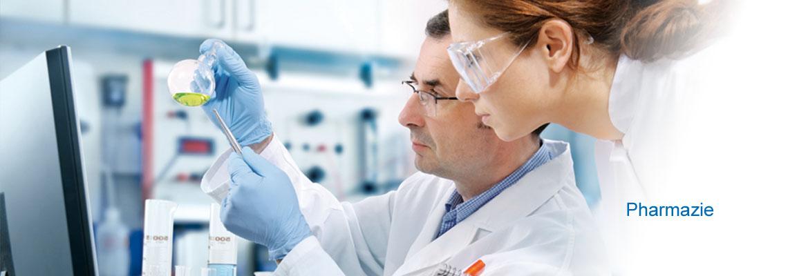 Luftbefeuchtung von Condair für Pharmaindustrie