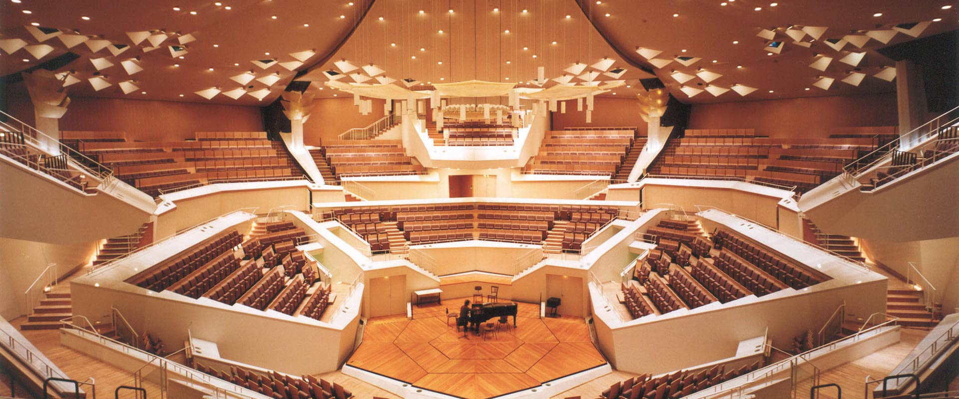 Philharmonie in Berlin