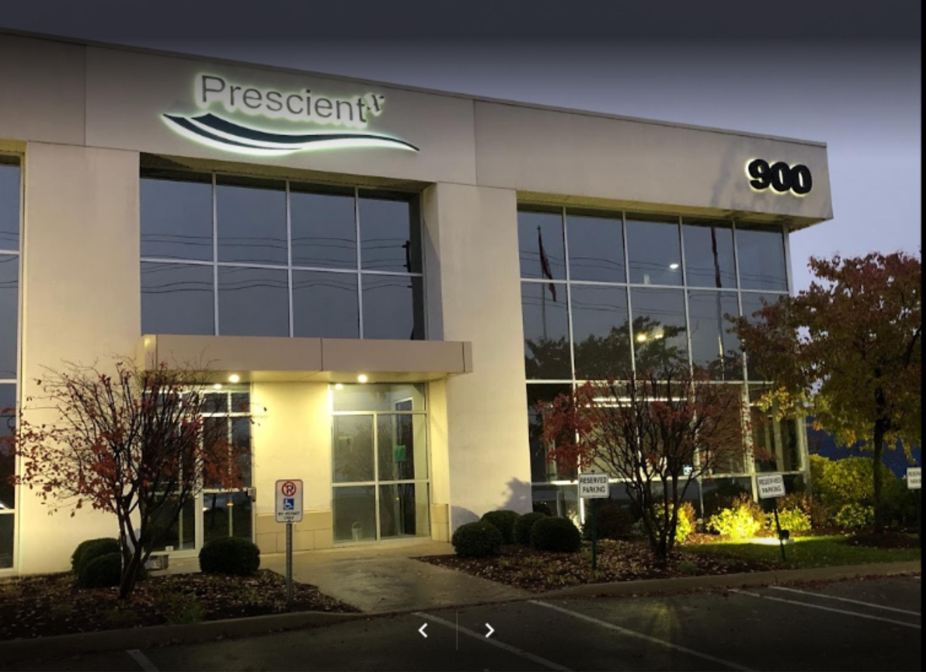 Prescientx Building
