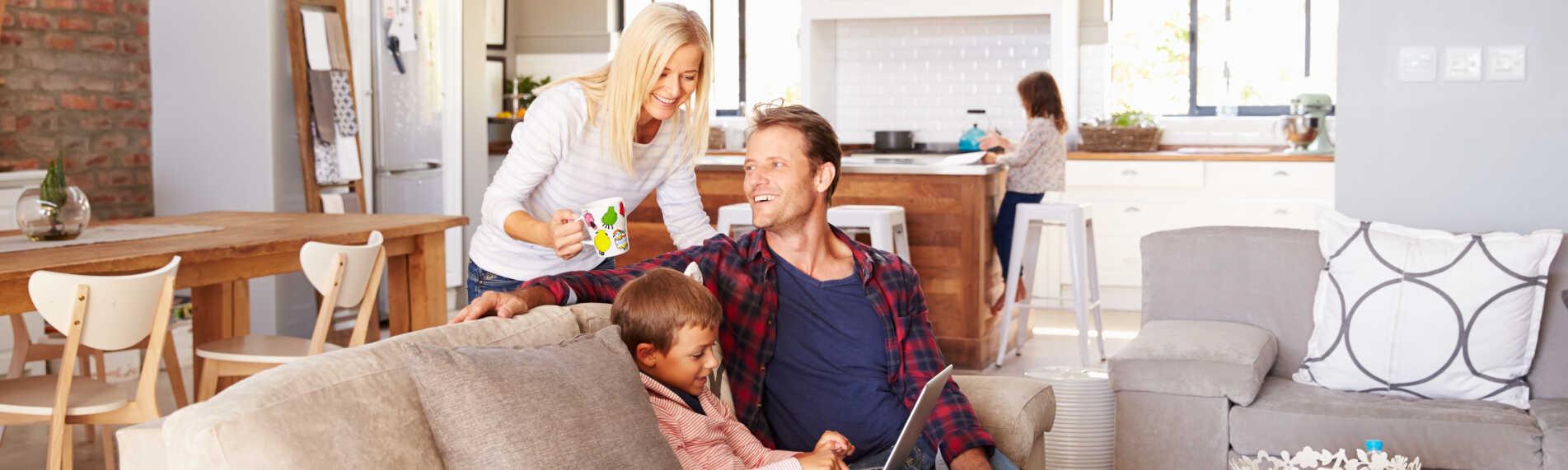 Få ett bra inomhusklimat i din bostad med den rätta luftbefuktningen