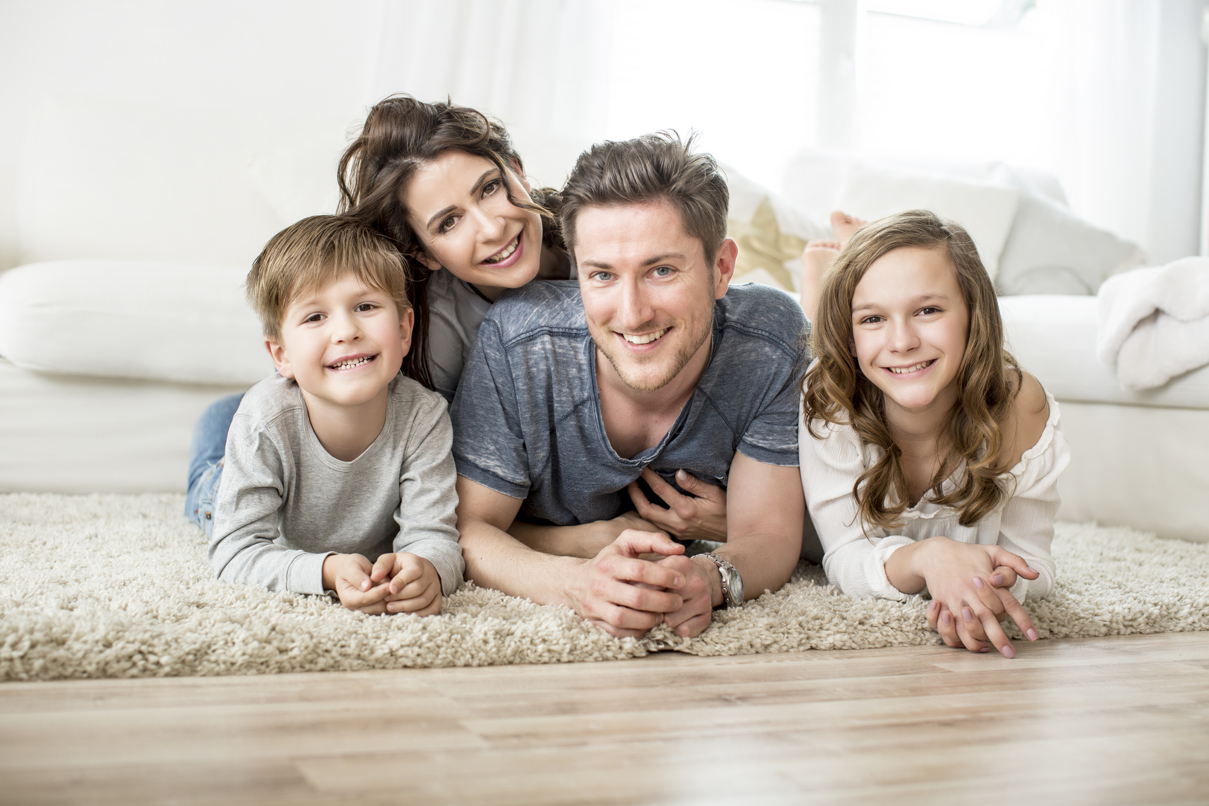 Luftbefeuchtungslösungen für Ihr zu Hause