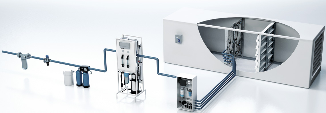 Humidifiers for heating, ventilation & air conditioning projects