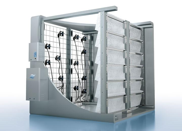 Condair Dl Hybrid Spray Amp Evaporative Humidifier Hybrid
