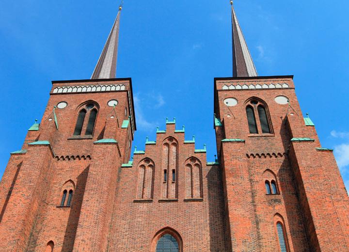 Korrekt fugtkontrol i Roskilde domkirke