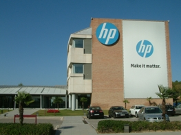 HP demo centre, equipped with DRAABE humidifiers