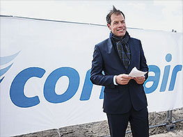 Silvan Meier, Owner of the Condair Group