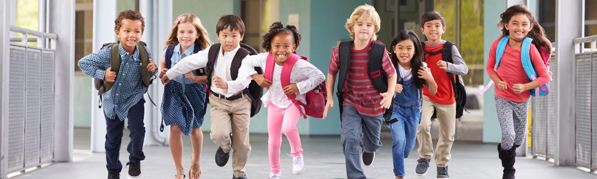 Ett bra inomhusklimat är viktigt för att barn ska trivas i skolan