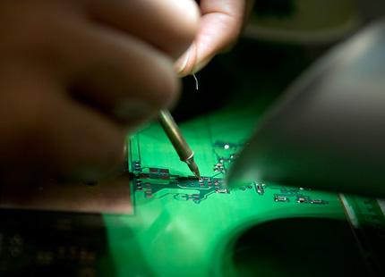 Condair levererar befuktning och kylning till elektronikproducent